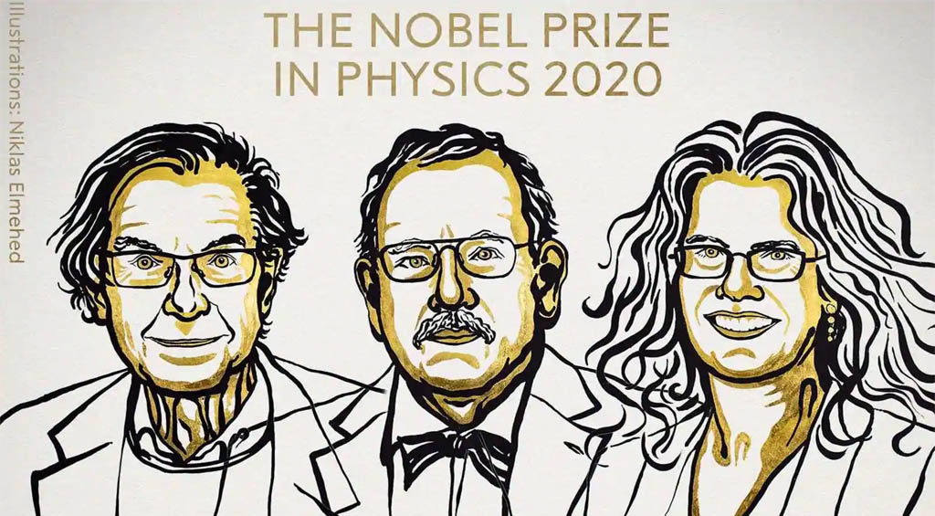 Nobel prize physics